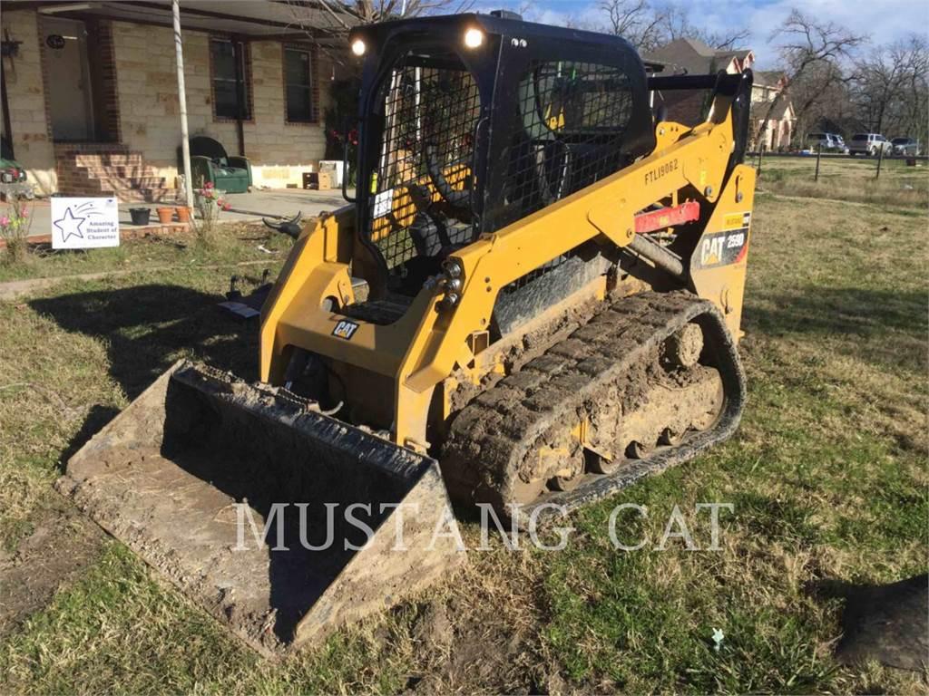 Caterpillar 259D, Skid Steer Loaders, Construction