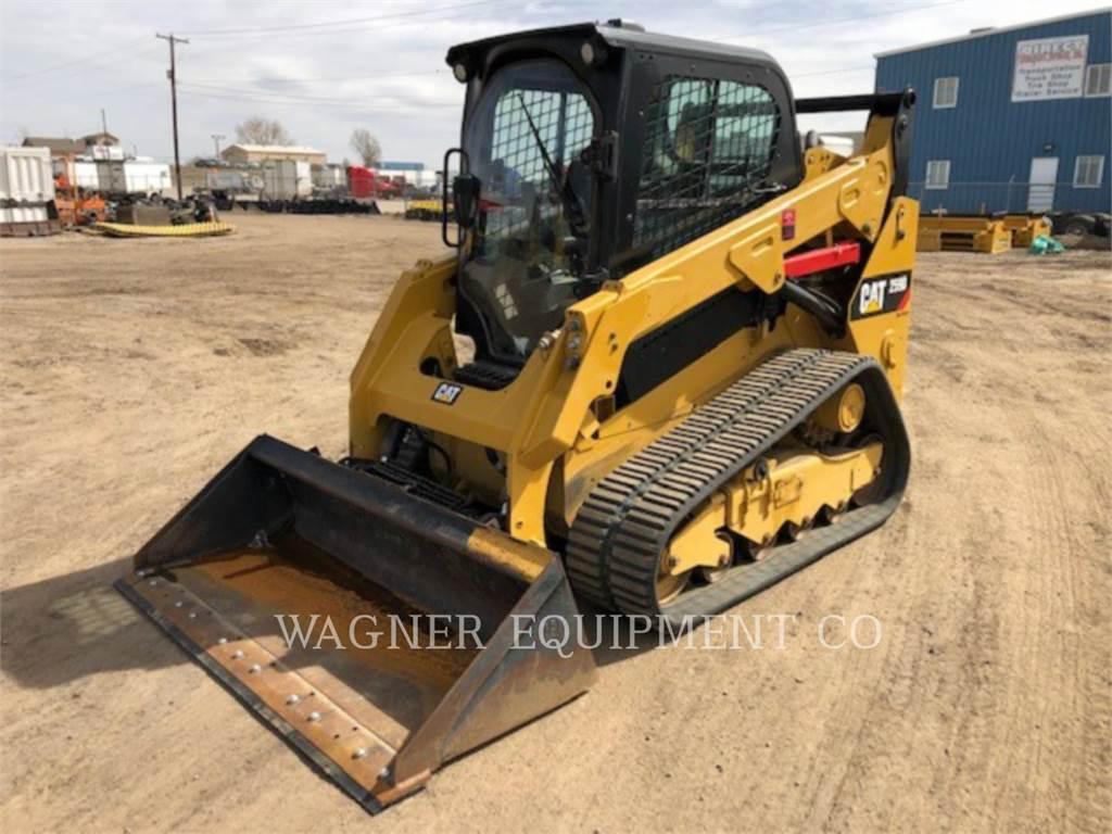 Caterpillar 259D, Chargeuse compacte, Équipement De Construction