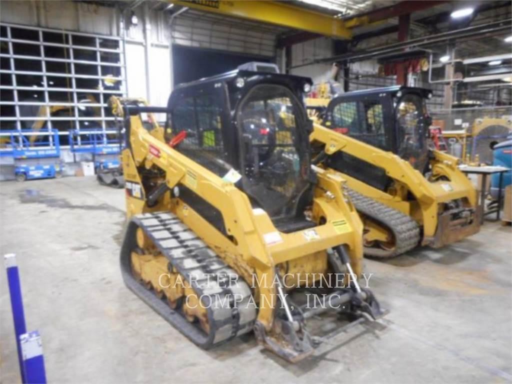 Caterpillar 259D ACW, Chargeuse compacte, Équipement De Construction