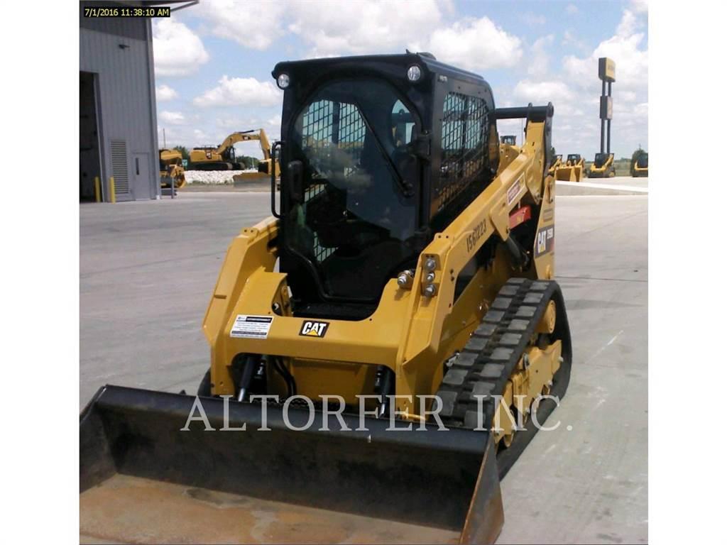 Caterpillar 259D B, Kompaktlader, Bau-Und Bergbauausrüstung