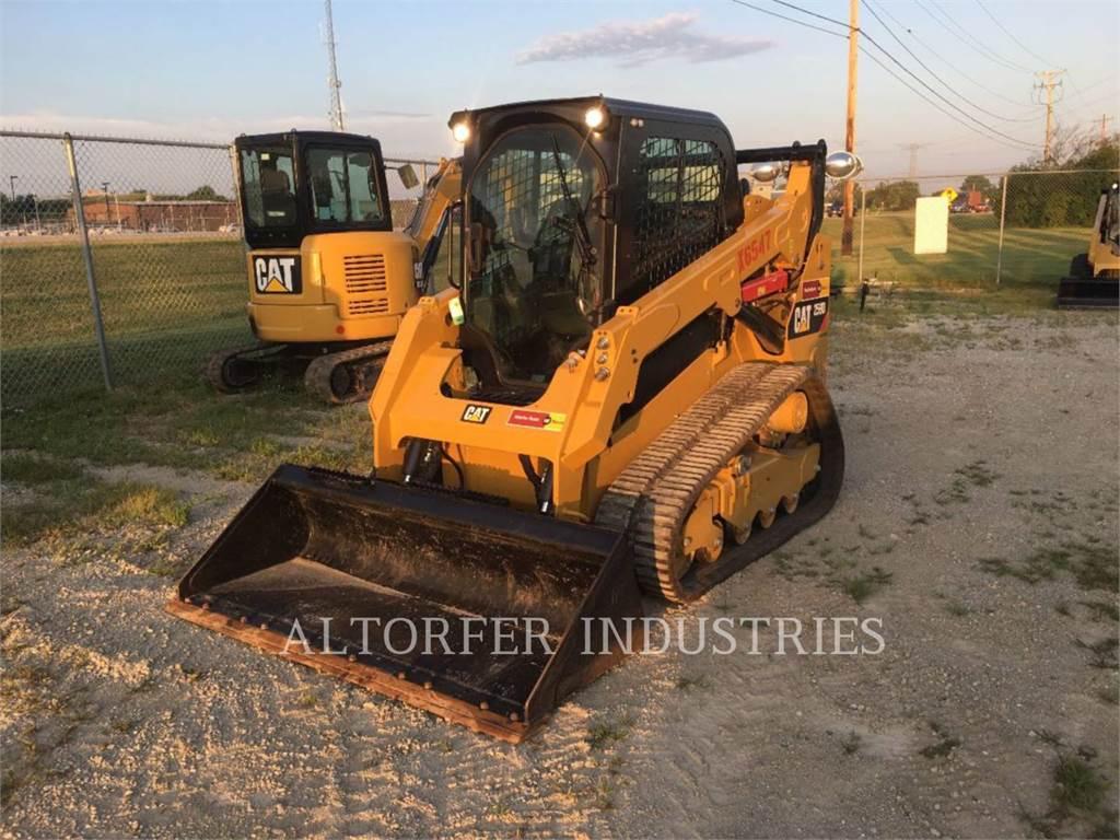 Caterpillar 259D B, Skid Steer Loaders, Construction