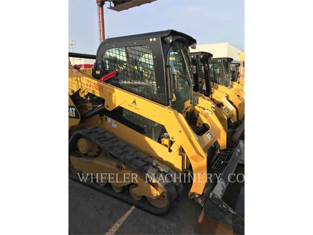 Caterpillar 259D C3-H2, Chargeuse compacte, Équipement De Construction