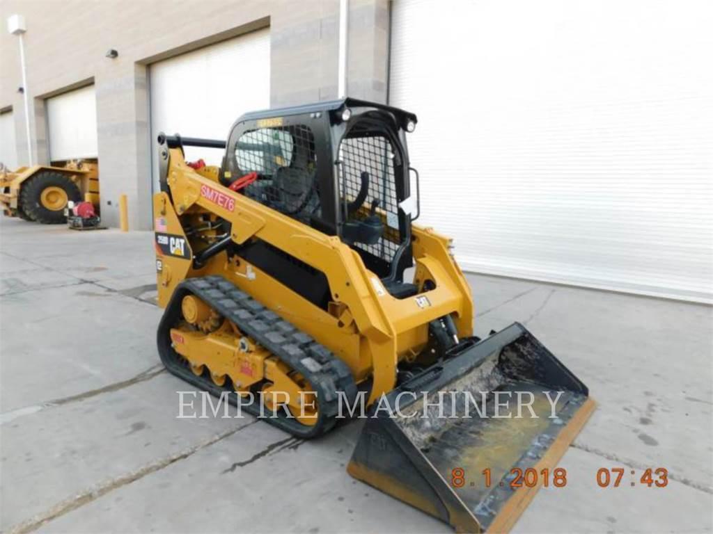 Caterpillar 259D, Mini ładowarki, Sprzęt budowlany