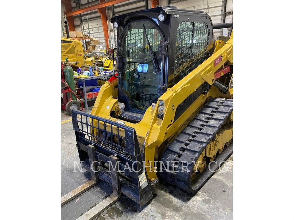 Caterpillar 259D H2CB, Skid Steer Loaders, Construction