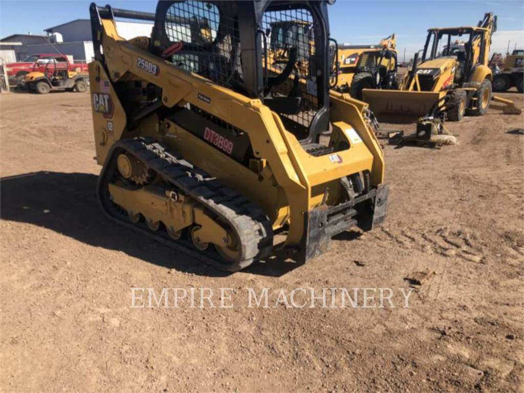 Caterpillar 259D3, Skid Steer Loaders, Construction