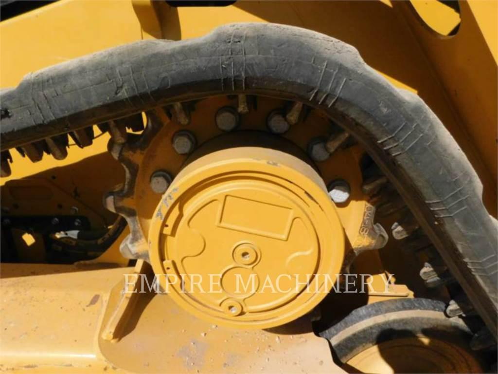 Caterpillar 259D3, Mini incarcator, Constructii