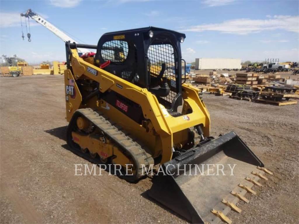 Caterpillar 259D3, Kompaktlader, Bau-Und Bergbauausrüstung