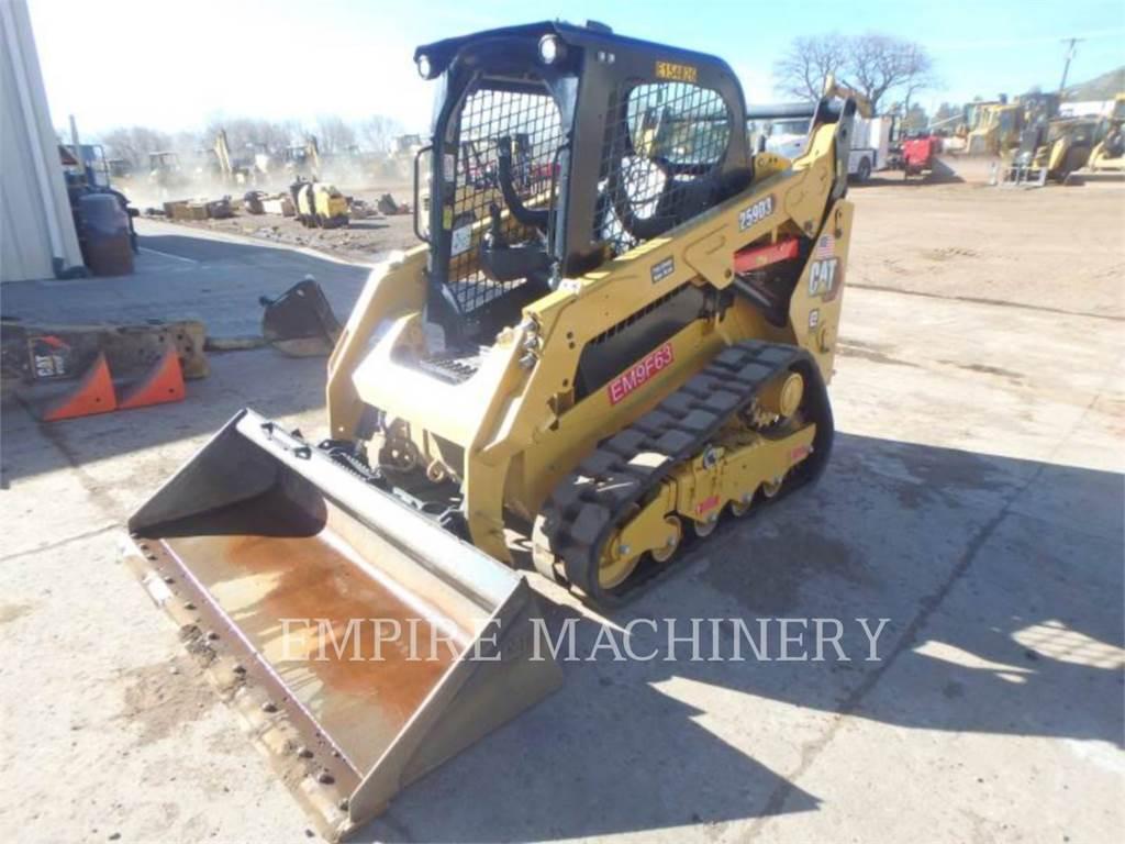 Caterpillar 259D3 XPS, Kompaktlader, Bau-Und Bergbauausrüstung