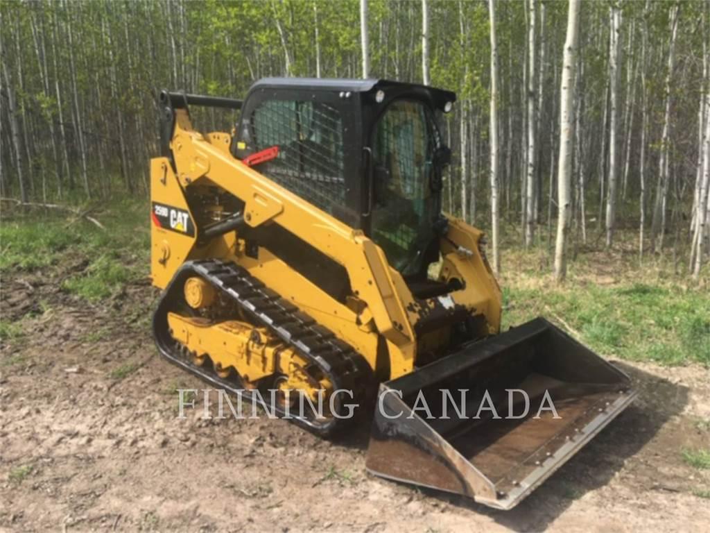 Caterpillar 259DLRC, Chargeuse compacte, Équipement De Construction