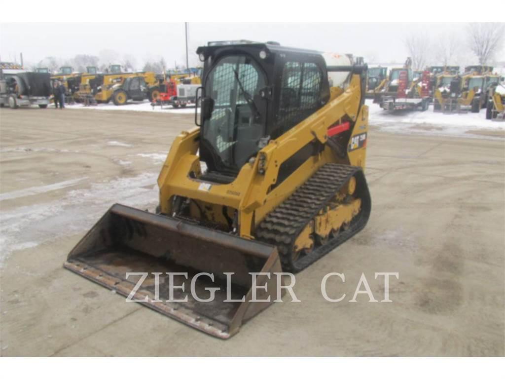 Caterpillar 259DS, Skid Steer Loaders, Construction