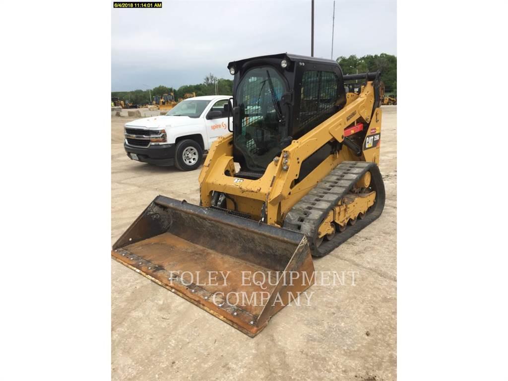 Caterpillar 259DSTD2CA, Minicargadoras, Construcción