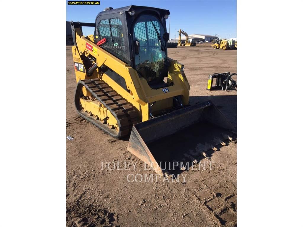 Caterpillar 259DSTD2CA, Mini ładowarki, Sprzęt budowlany