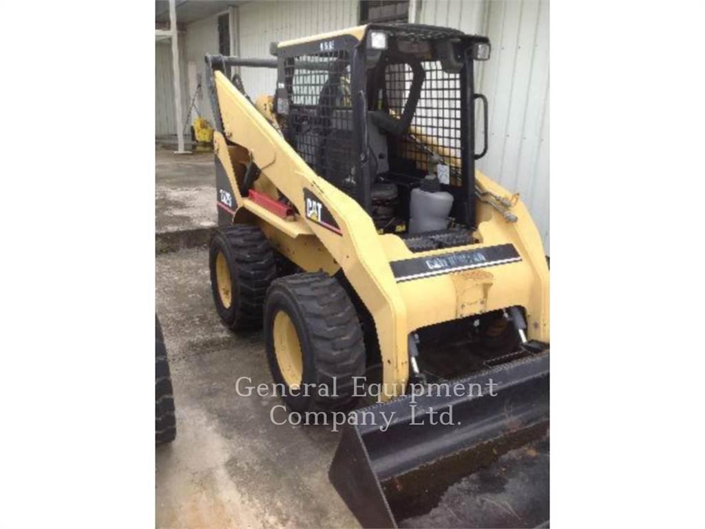 Caterpillar 262B, Kompaktlader, Bau-Und Bergbauausrüstung