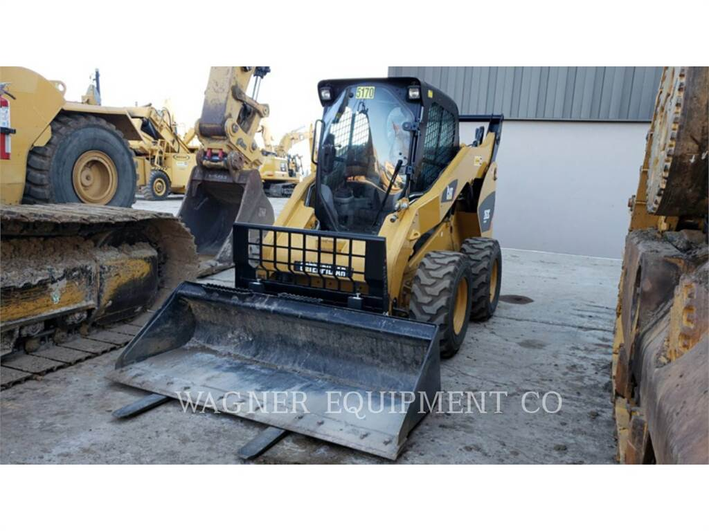 Caterpillar 262C, Skid Steer Loaders, Construction