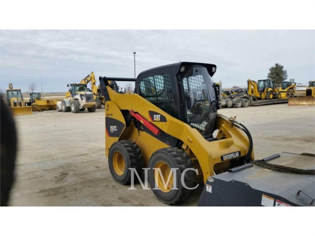 Caterpillar 262C2, Chargeuse compacte, Équipement De Construction