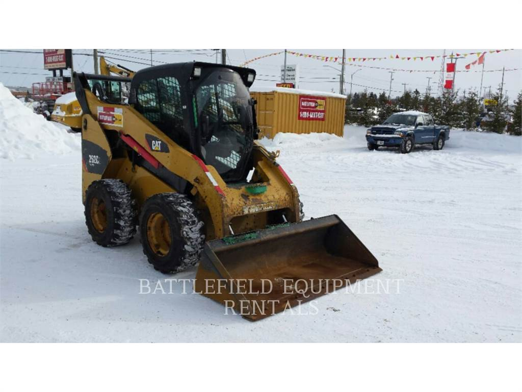 Caterpillar 262C2, Skid Steer Loaders, Construction