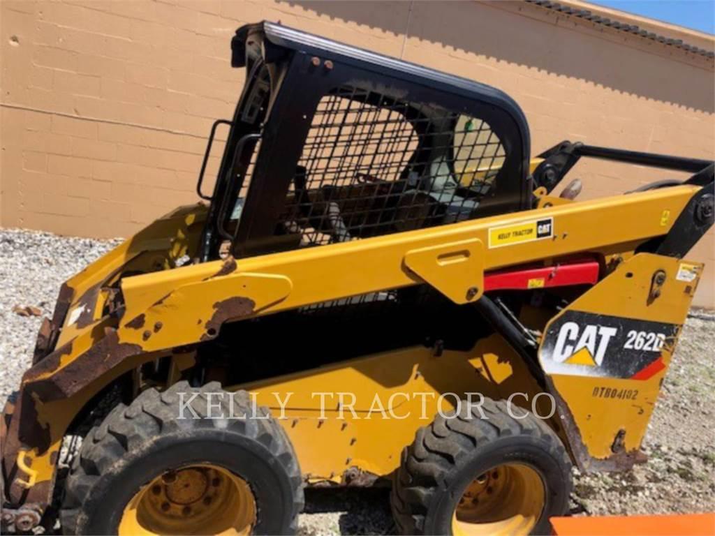 Caterpillar 262D, Chargeuse compacte, Équipement De Construction