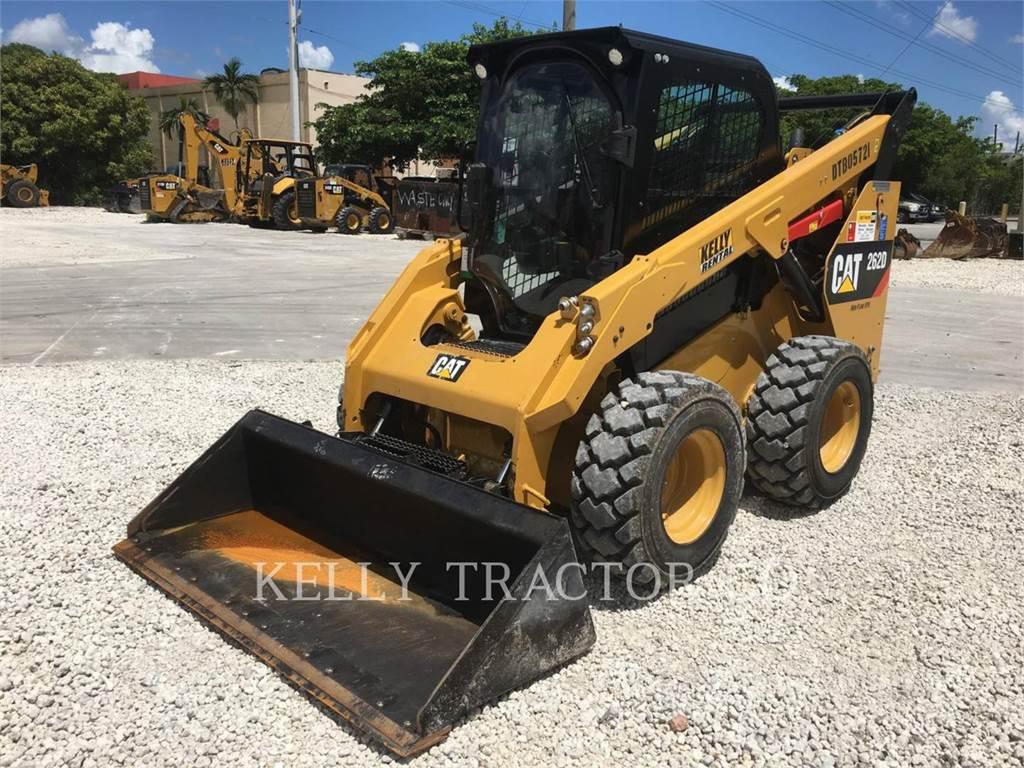Caterpillar 262D, Kompaktlader, Bau-Und Bergbauausrüstung