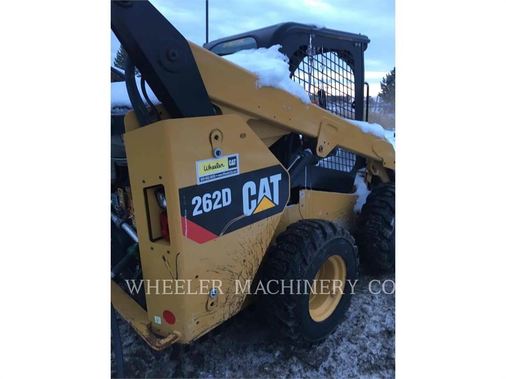 Caterpillar 262D C1-H2, Kompaktlader, Bau-Und Bergbauausrüstung