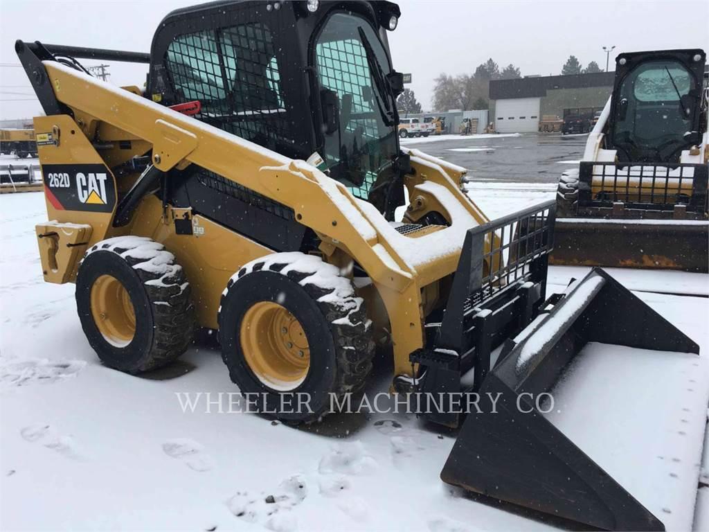 Caterpillar 262D C3-H2, Minicargadoras, Construcción