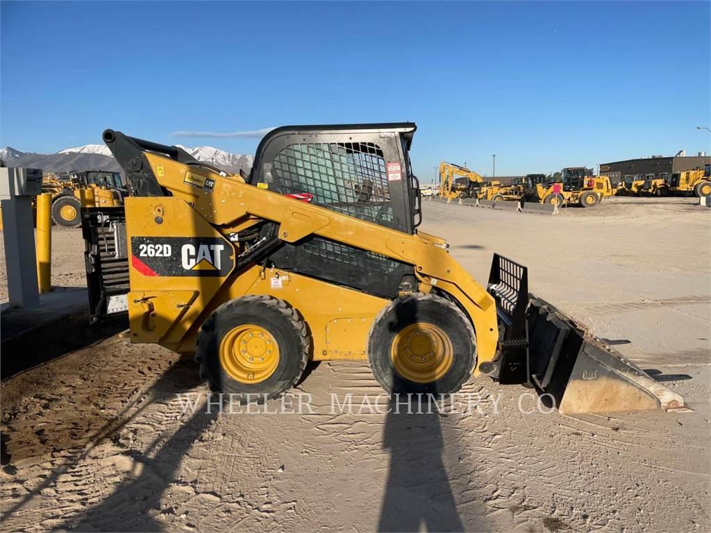 Caterpillar 262D C3-H2, Skid Steer Loaders, Construction