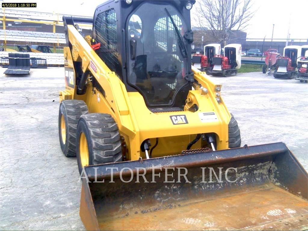 Caterpillar 262D XPS, Skid Steer Loaders, Construction