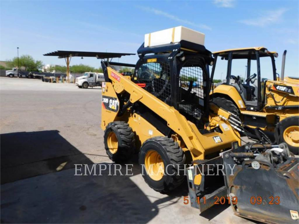 Caterpillar 262D XPS, Chargeuse compacte, Équipement De Construction