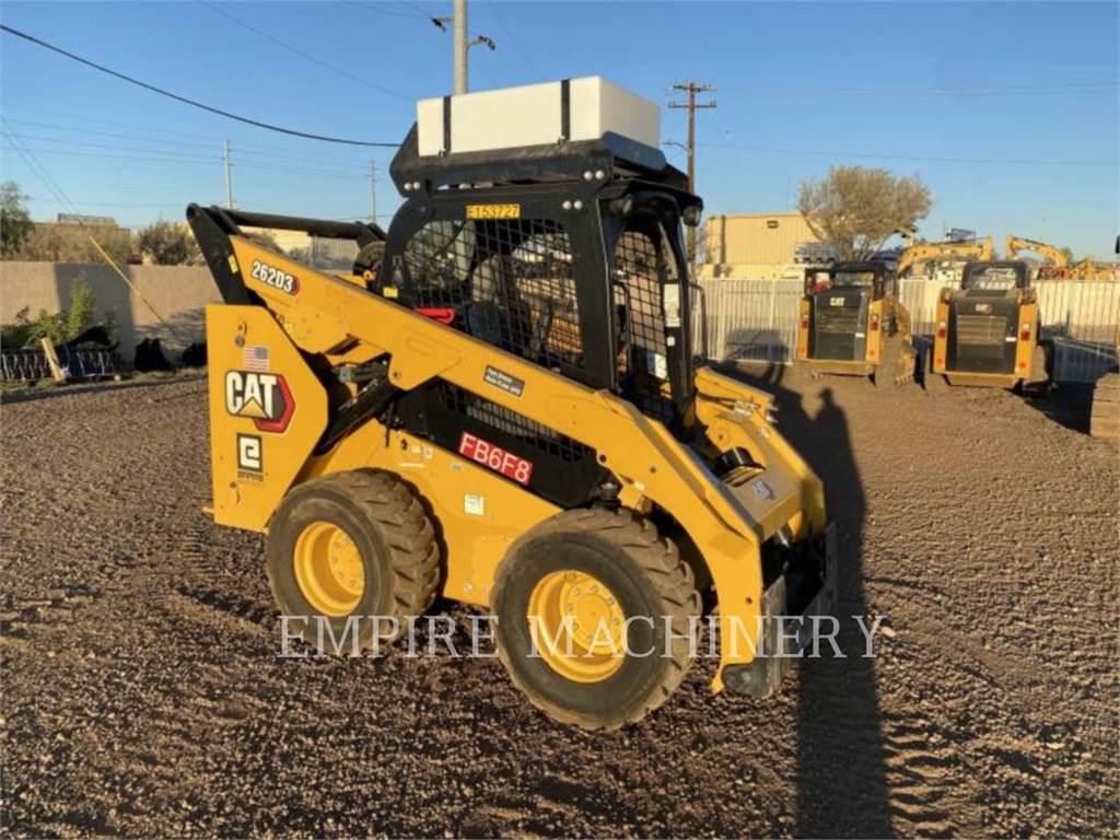 Caterpillar 262D3 XPS, Chargeuse compacte, Équipement De Construction