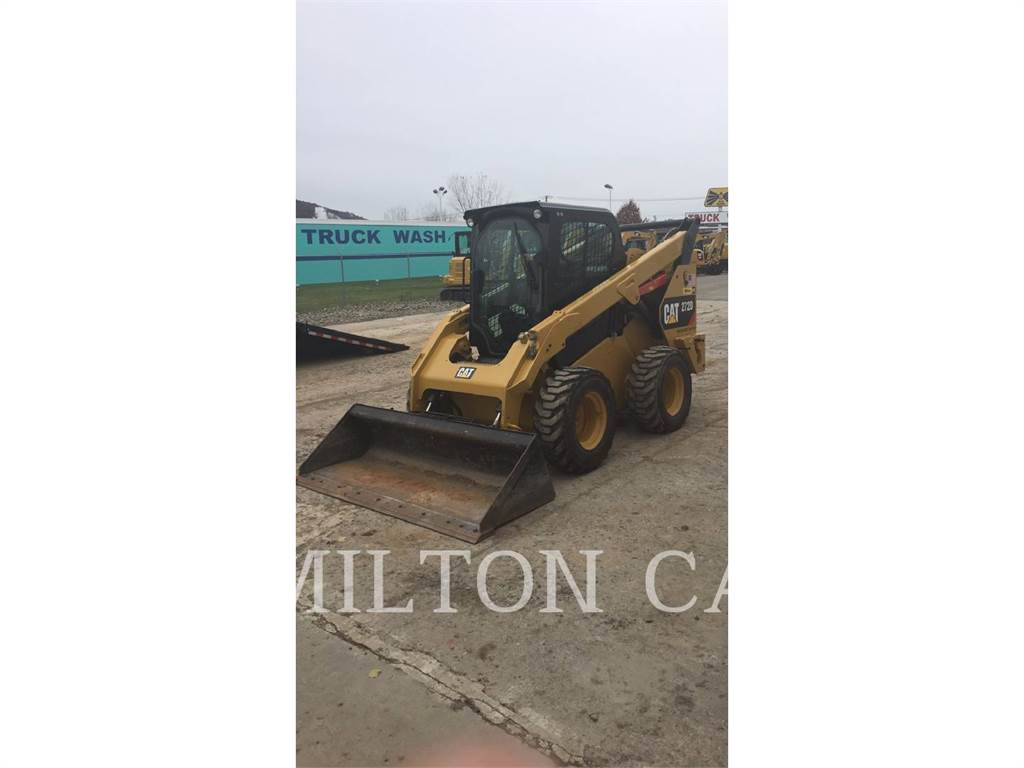 Caterpillar 272D, Skid Steer Loaders, Construction