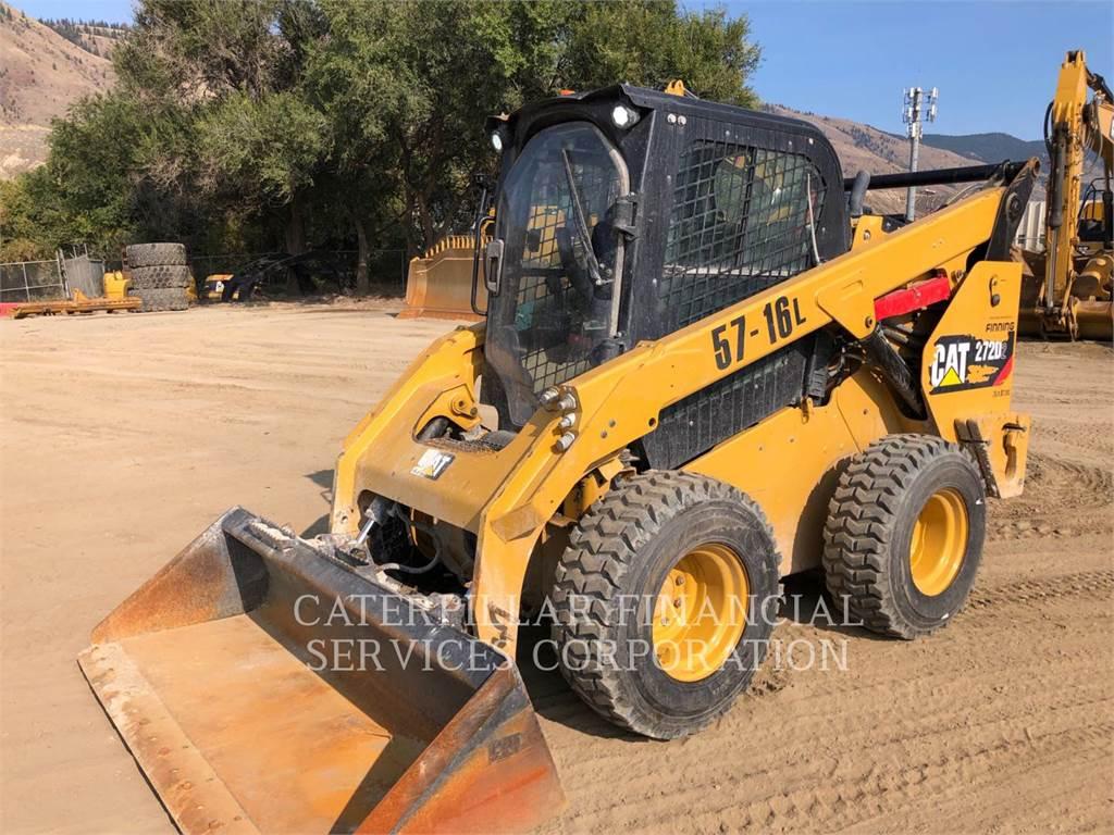 Caterpillar 272D2, Skid Steer Loaders, Construction