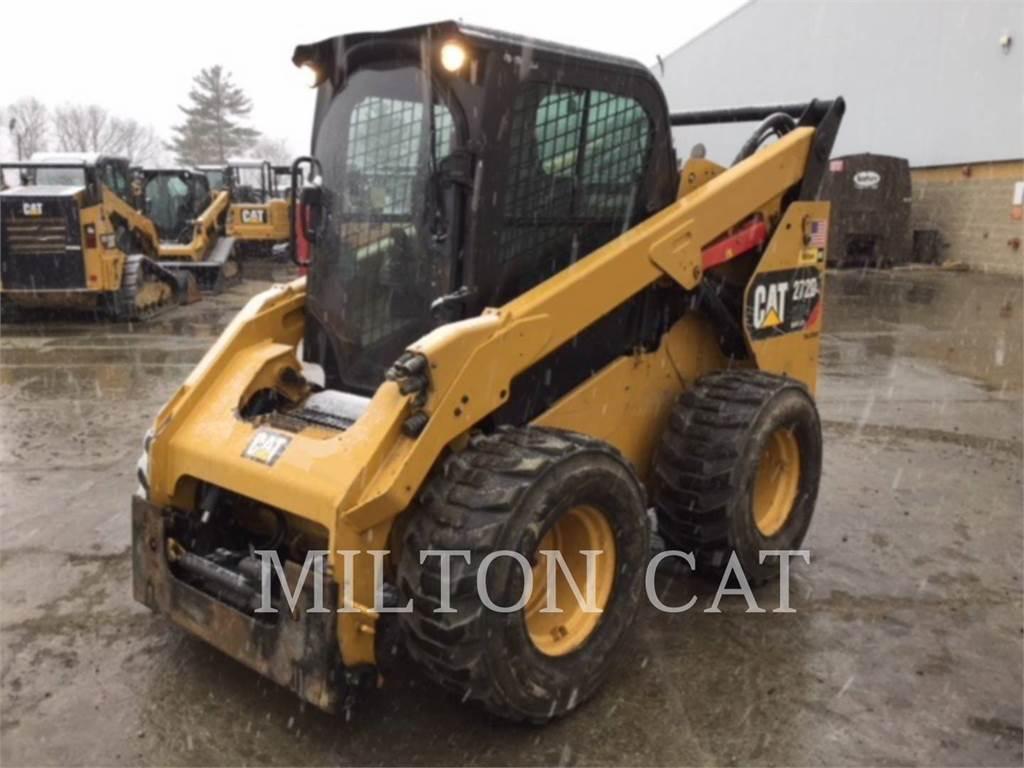 Caterpillar 272DXHP, Kompaktlader, Bau-Und Bergbauausrüstung