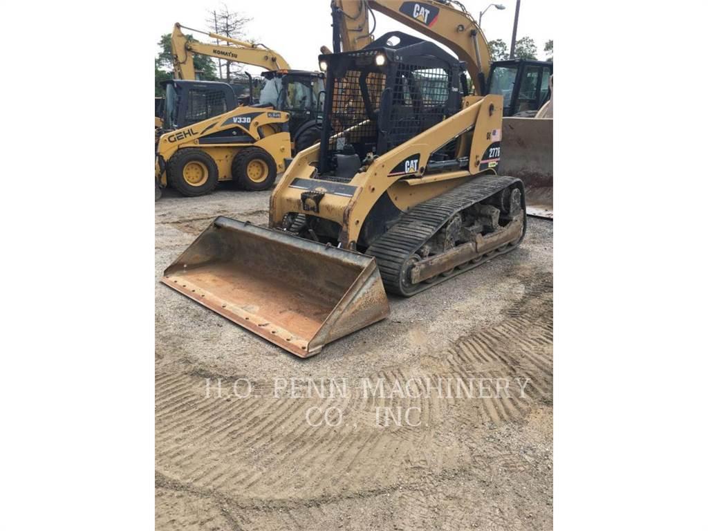 Caterpillar 277B, Kompaktlader, Bau-Und Bergbauausrüstung