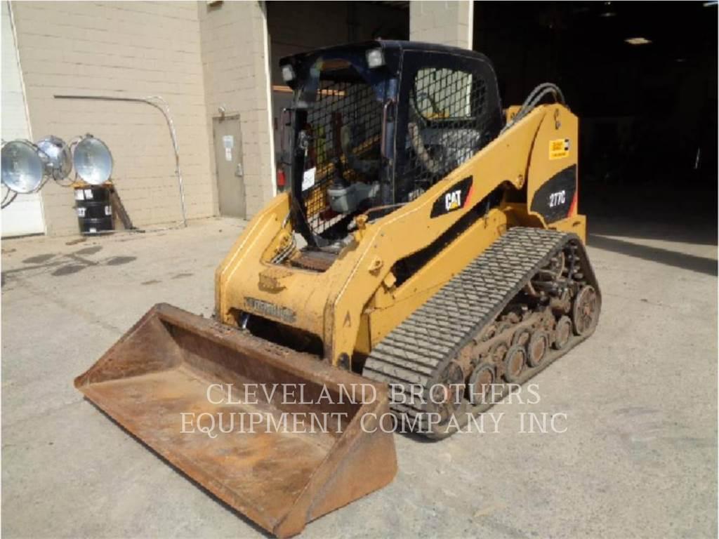 Caterpillar 277C, Skid Steer Loaders, Construction