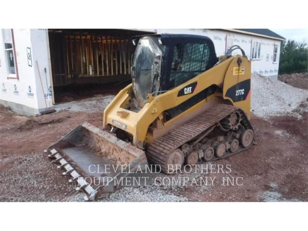 Caterpillar 277C, Kompaktlader, Bau-Und Bergbauausrüstung