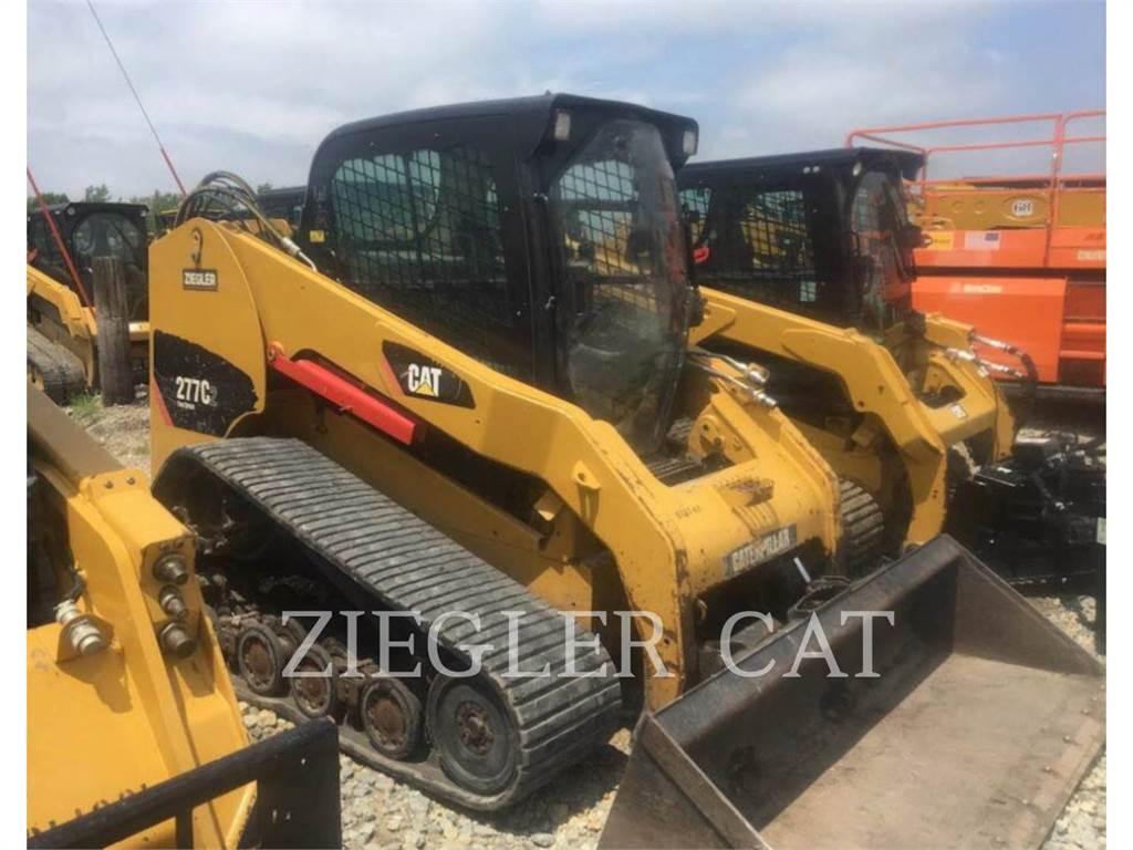 Caterpillar 277C2、滑移装载机、建筑设备