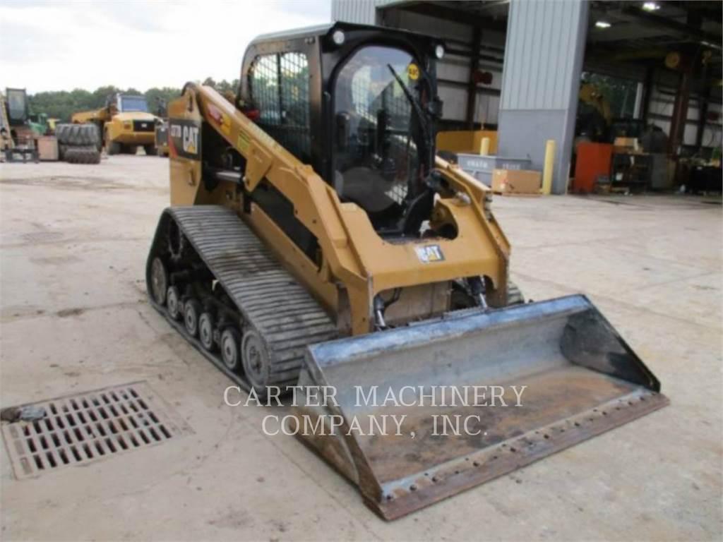 Caterpillar 277D ACHF, Skid Steer Loaders, Construction