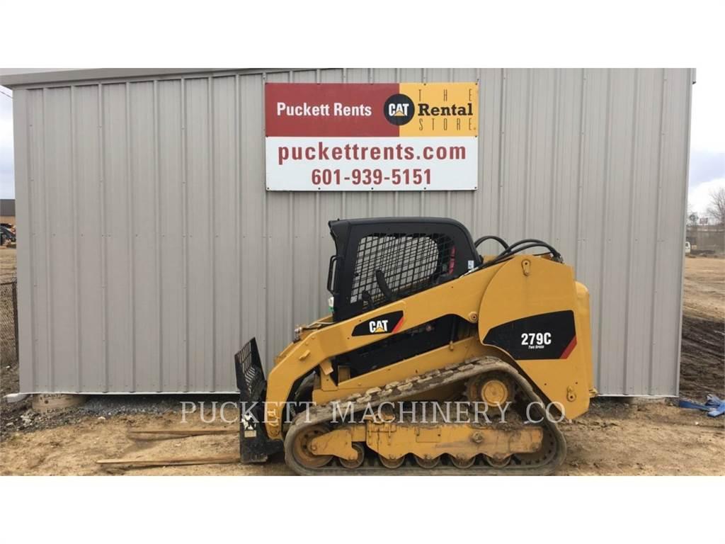 Caterpillar 279 C, Kompaktlader, Bau-Und Bergbauausrüstung