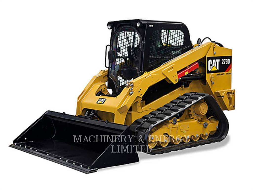 Caterpillar 279 D, Skid Steer Loaders, Construction