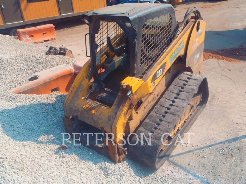 Caterpillar 279C, Kompaktlader, Bau-Und Bergbauausrüstung