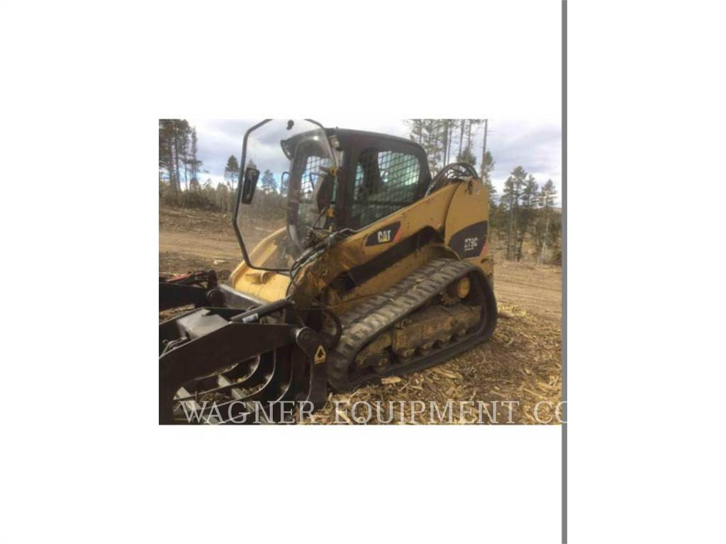 Caterpillar 279C, Skid Steer Loaders, Construction