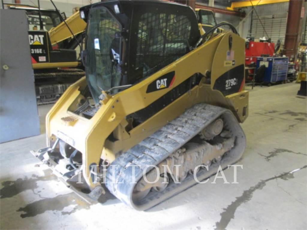 Caterpillar 279C 2, Mini ładowarki, Sprzęt budowlany