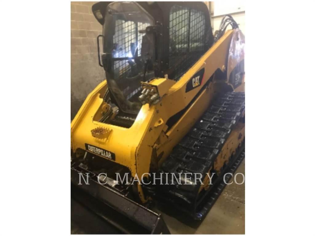 Caterpillar 279C TL2CB, Skid Steer Loaders, Construction