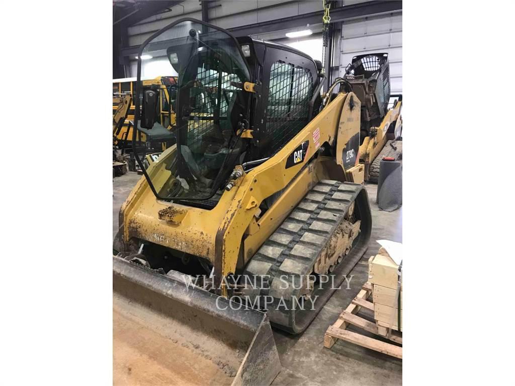 Caterpillar 279C2, Kompaktlader, Bau-Und Bergbauausrüstung