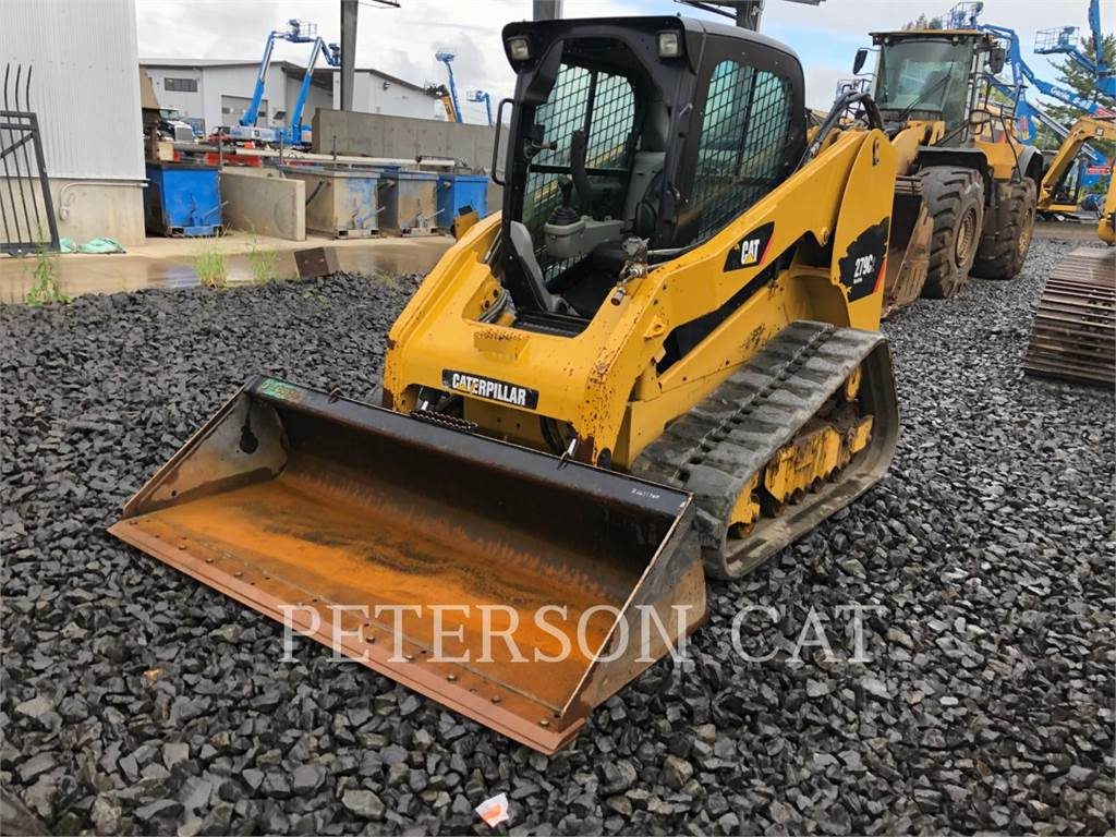 Caterpillar 279C2, Skid Steer Loaders, Construction