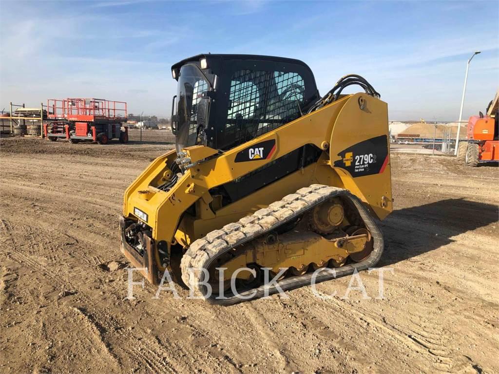 Caterpillar 279C2, Chargeuse compacte, Équipement De Construction