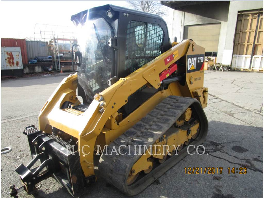 Caterpillar 279D, Skid Steer Loaders, Construction