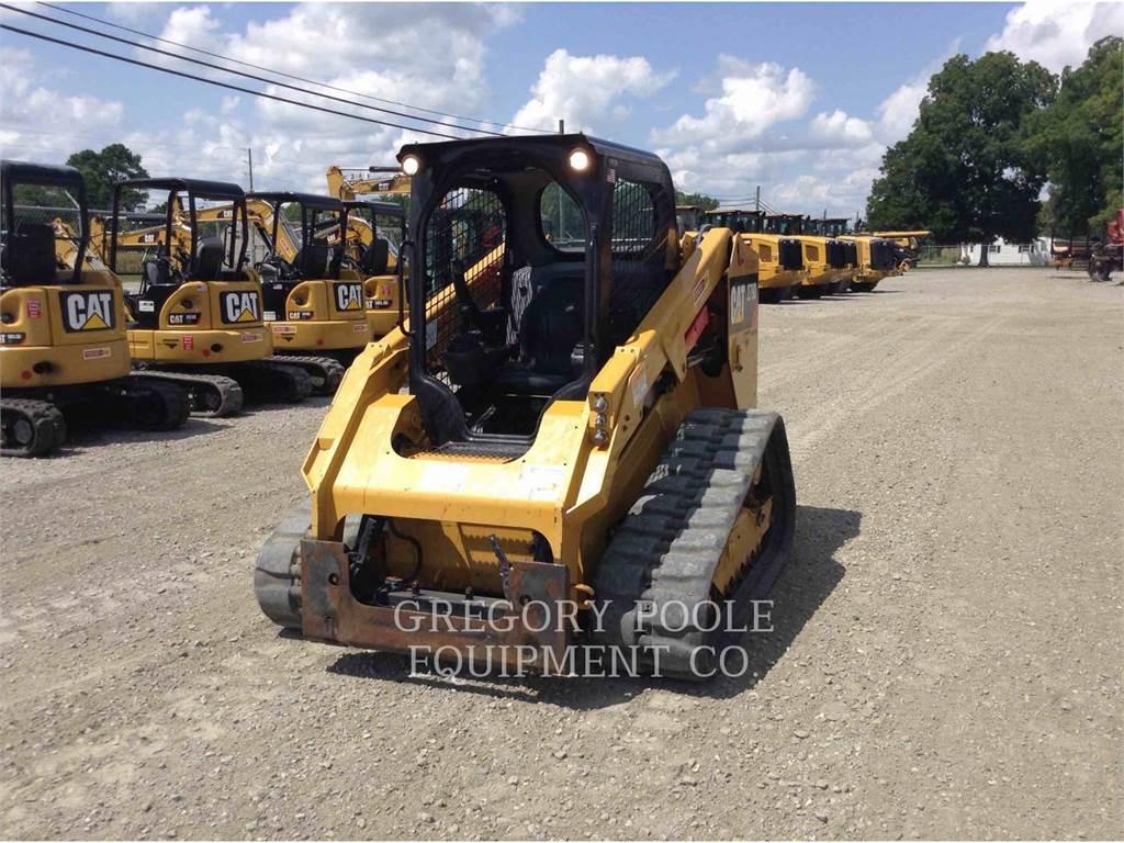Caterpillar 279D, Schrankladers, Bouw