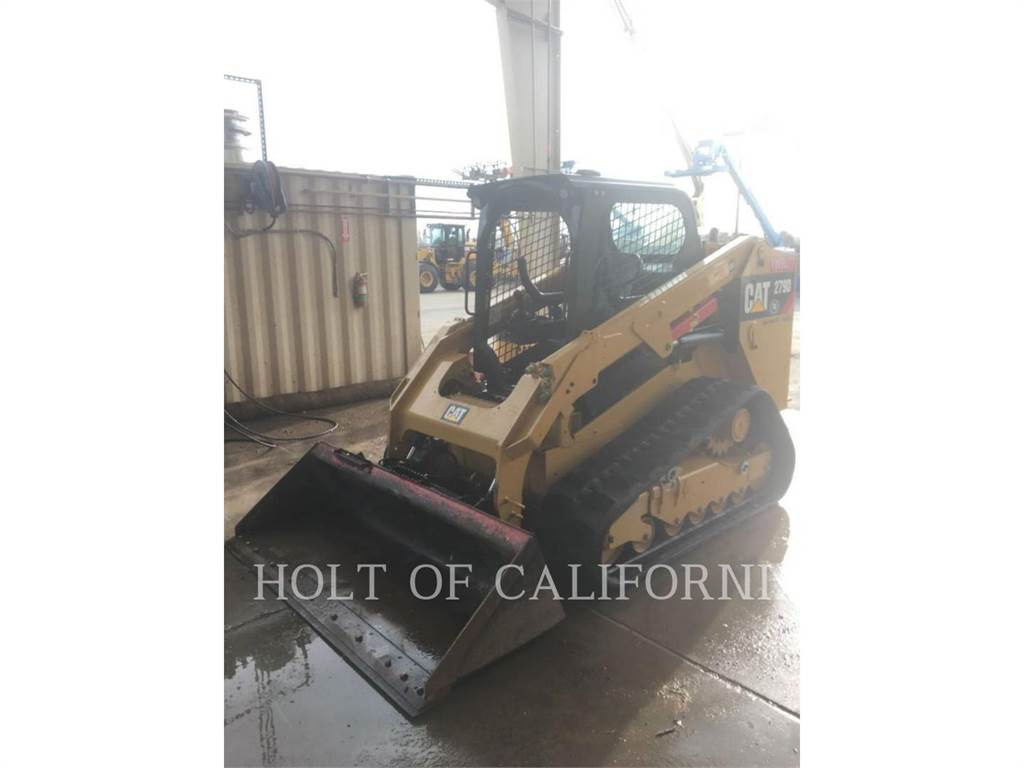 Caterpillar 279D, Mini ładowarki, Sprzęt budowlany