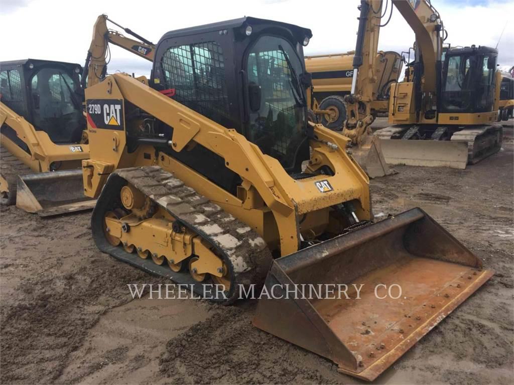 Caterpillar 279D C3-H2, Kompaktlader, Bau-Und Bergbauausrüstung