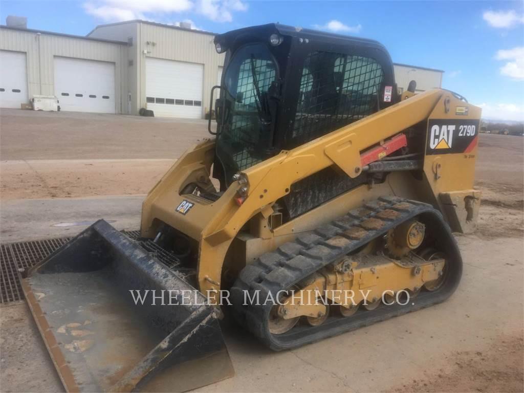 Caterpillar 279D C3-H2, Skid Steer Loaders, Construction